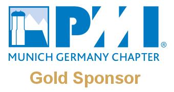 Annette Berger ist seit dem 1. Januar 2014 Gold Sponsor des PMI Munich Chapter e.V.