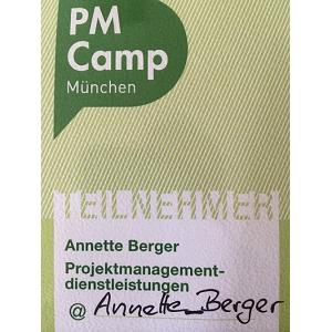 PM Camp Muenchen Projektwerkstatt