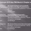 Projektwerkstatt im Programm des PMI Munich Chapter e.V.
